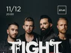 Концерт Fight the Fury feat. John Cooper of Skillet