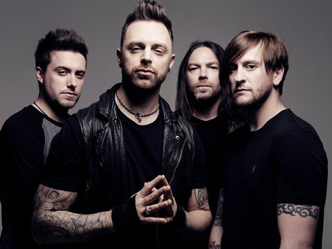 Концерт Bullet for My Valentine
