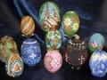 Написать письмо автору. продам готовые или сделаю на заказ пасхальные яйца из бисера, иконы, картины...