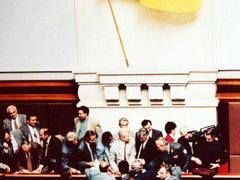Як Україна отримала Конституцію